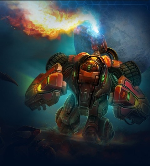 Heart of the Swarm Terran Strategy